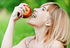 A vegan diet has numerous health benefits, including improved dental health.